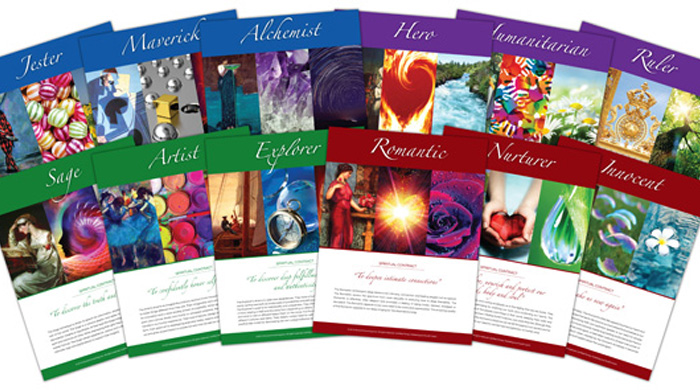 (Video) Have you seen my Branding with Archetypes®?